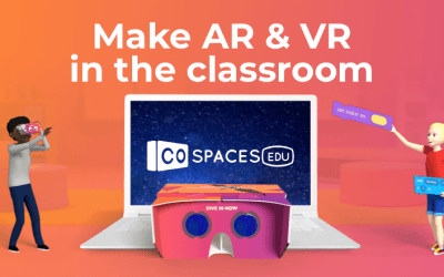 Language and Communication with Cospaces Edu
