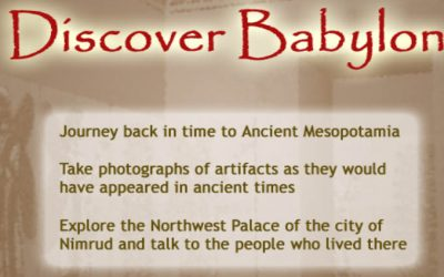 History with Discover Babilon Game