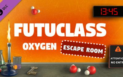 Chemistry with Oxygene Escape room